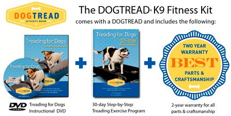 DogTread K9 Fitness Program