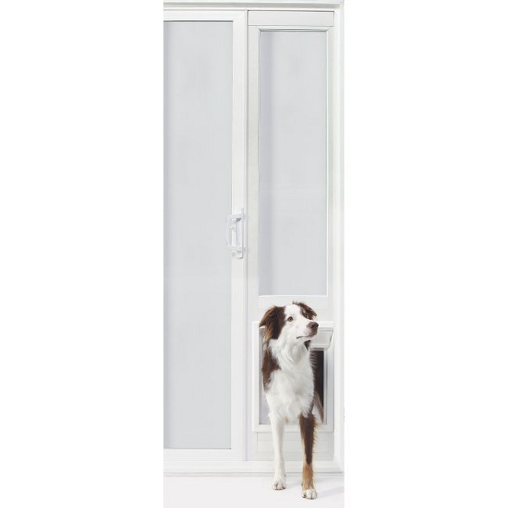Ideal Pet Vip Vinyl Insulated Pet Patio Door Radiofence
