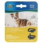 PetSafe Spray Refill Citronella 3pk