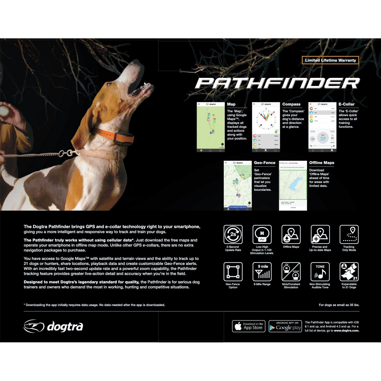 Dogtra Pathfinder Gps Tracking Amp Remote Training Collar