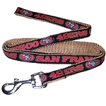 San Francisco 49ers NFL Dog Leash