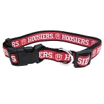Indiana Hoosiers Dog Collars