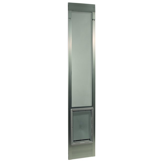 Ideal pet fast fit pet patio door for 78 inch doors for Ideal pet doors