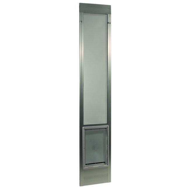 Ideal pet fast fit pet patio door for 78 inch doors for Ideal pet doors