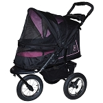 Pet Gear NV No-Zip Pet Stroller