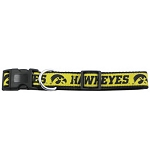 Iowa Hawkeyes Dog Collars