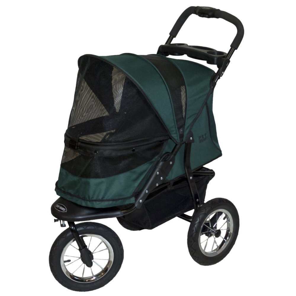 AT3 Generation II All-Terrain Pet Stroller. The AT3 Generation II All-Terrain Pet Stroller is great for covering all types of ground. If you plan on taking your cats on hiking trails or bumpy roads, you don't have to worry about making the ride uncomfortable for them.