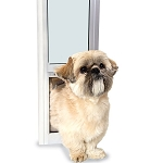 Freedom Patio Panel Pet Door For 96 Inch Doors