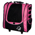 I-GO2 Escort Pet Carrier in Pink