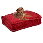 Large Pillow Top Dog Bed