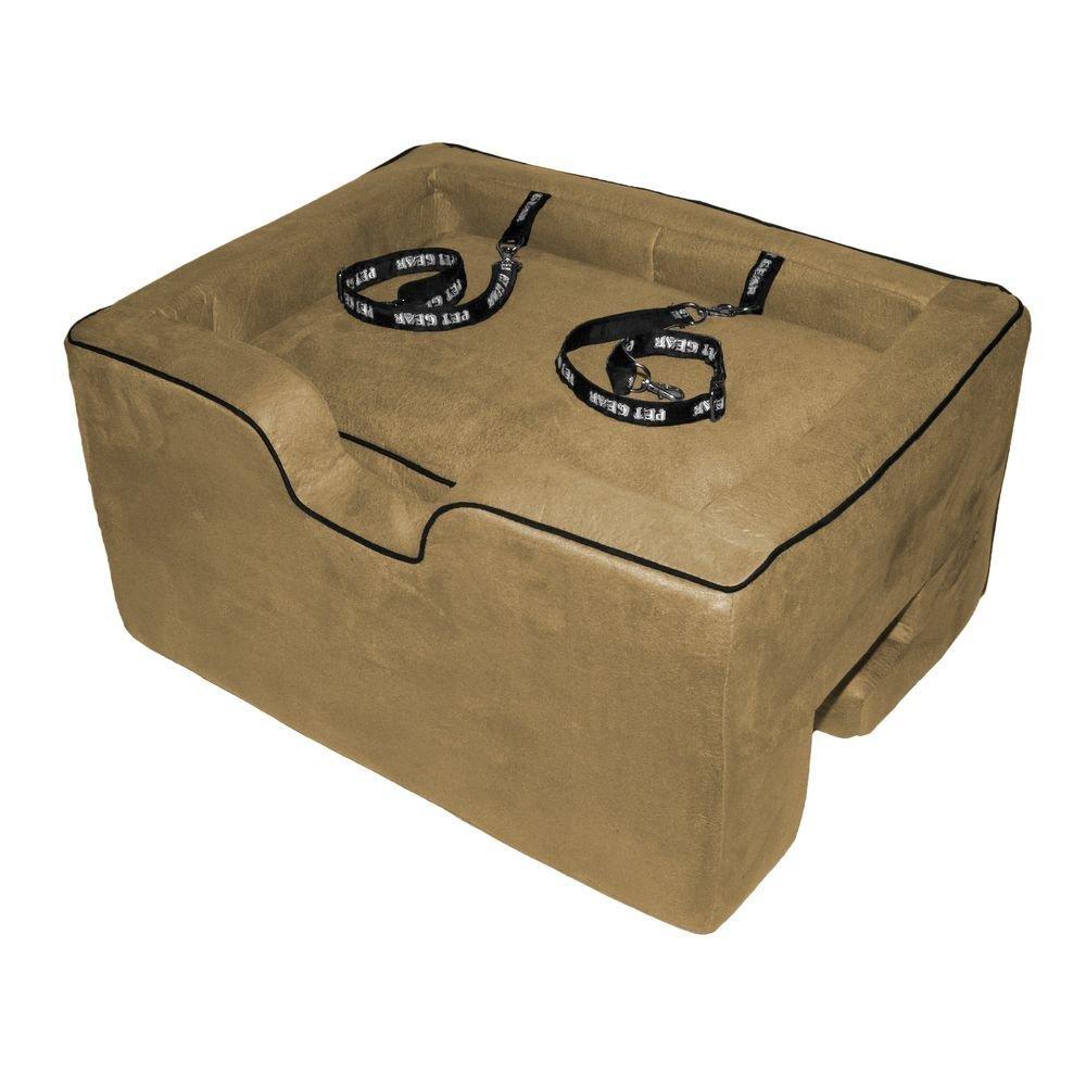 pet gear large dog booster car seat. Black Bedroom Furniture Sets. Home Design Ideas