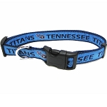 Tennessee Titans NFL Dog Collars