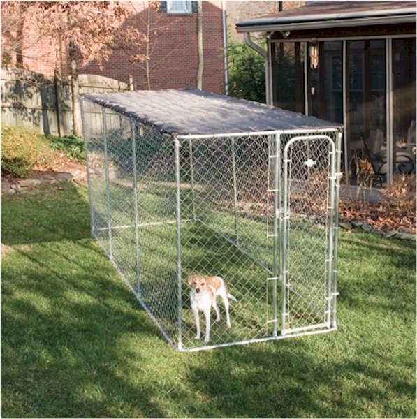 Dog Kennel Sun Block Top 5 X 15 Hka11 11123