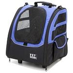 I-GO2 Traveler Pet Carrier in Lavender