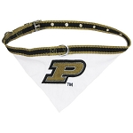 Purdue University Dog Bandana