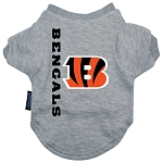 Cincinnati Bengals Dog Tee Shirt