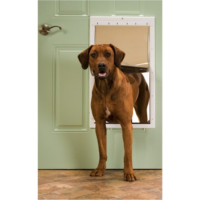 Petsafe Extra Large Plastic Dog Door Ppa00 10961