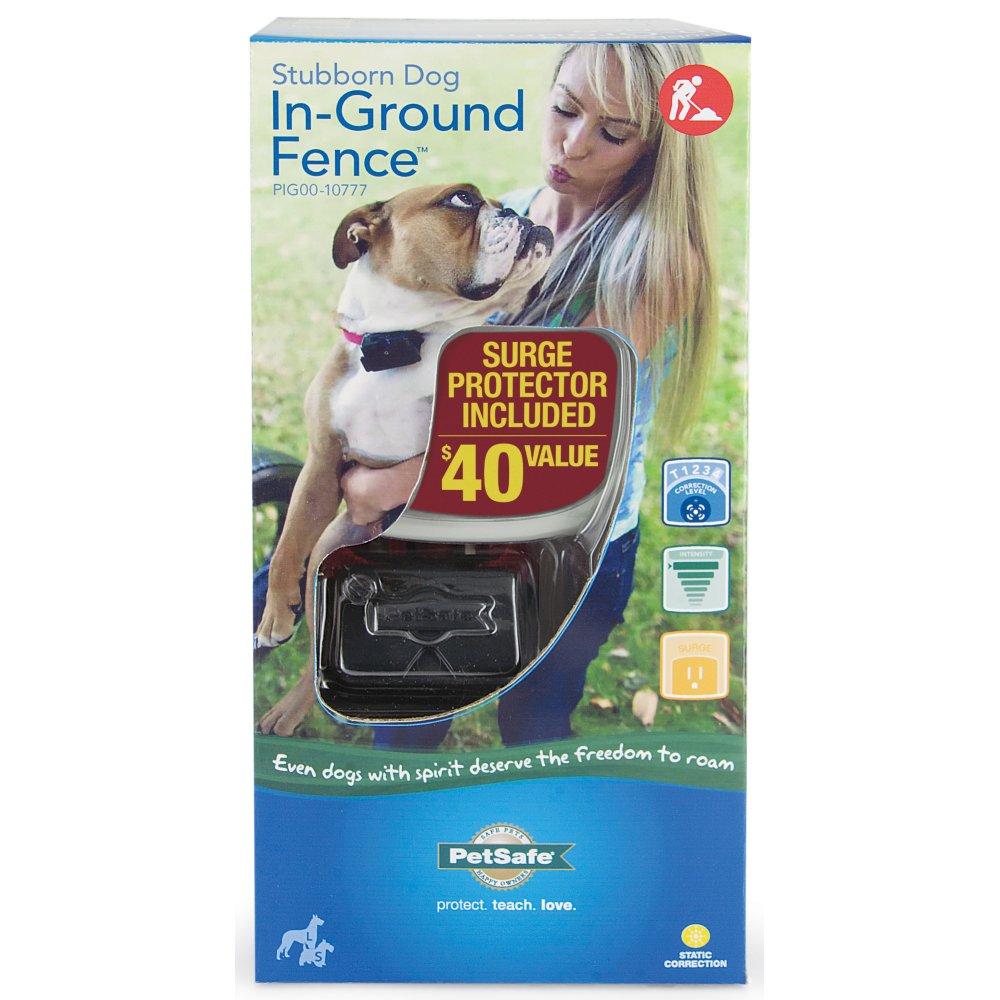 Deluxe Stubborn Dog Electric Underground Fence Pig00 10777