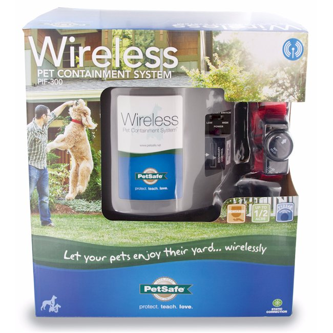 Petsafe Wireless Instant Fence For Dogs Pif 300