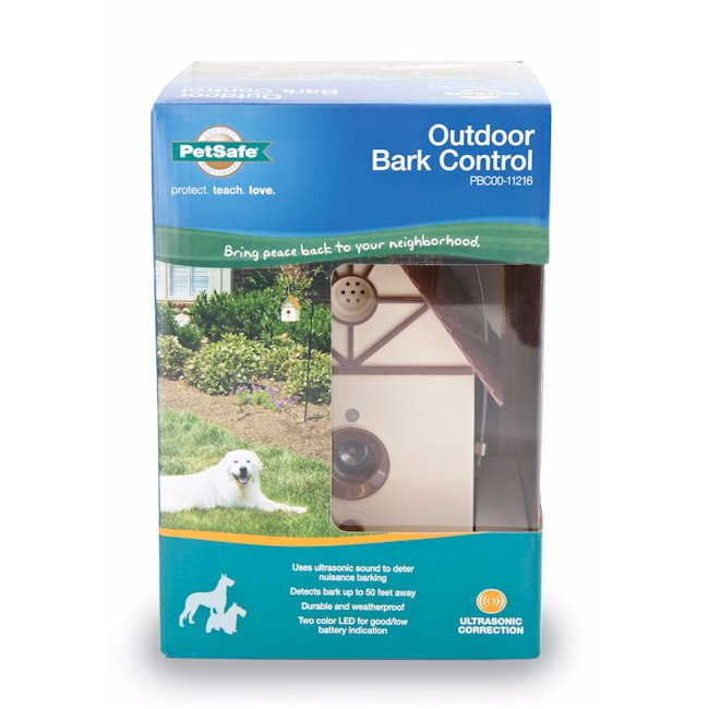 PetSafe Outdoor Ultrasonic Bark Control