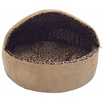 Leopard Thermo Kitty Bed