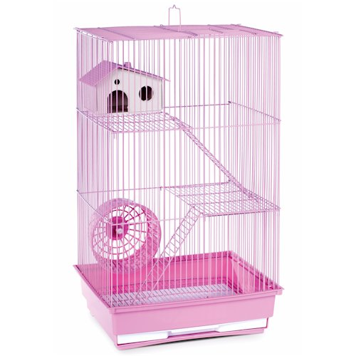 Prevue Hendryx Three Story Hamster Amp Gerbil Cage