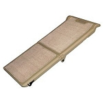 Carpeted Bi-Fold Half Ramp