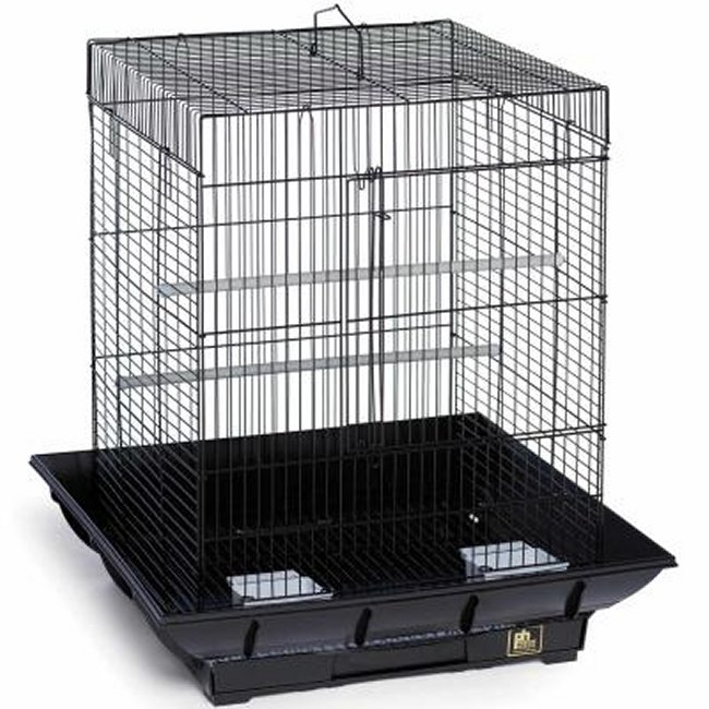 Prevue Hendryx Clean Life Small Flight Bird Cage Pp 850