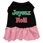 Joyeux Noel Dress