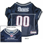 New England Patriots NFL Dog Jersey