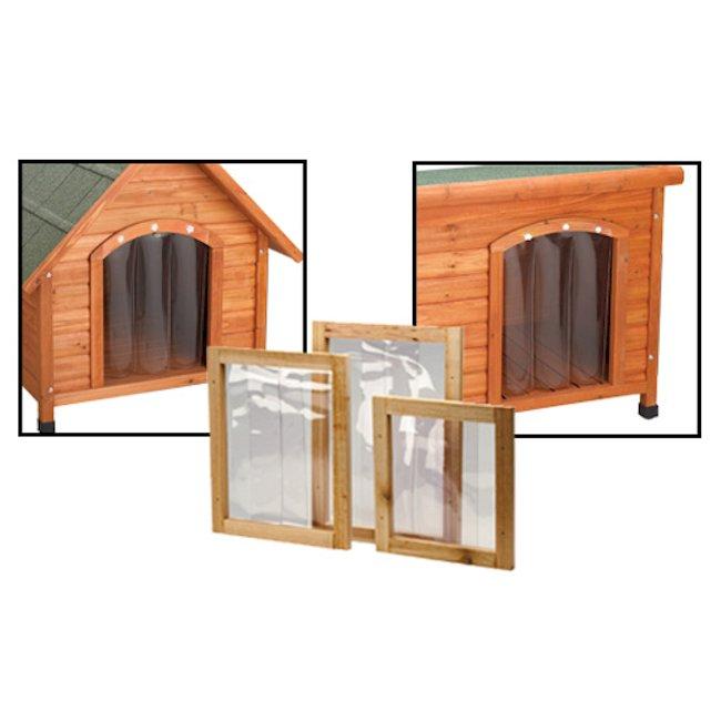 Quick View  sc 1 st  RadioFence.com & WARE Premium Plus Dog House Door Flaps