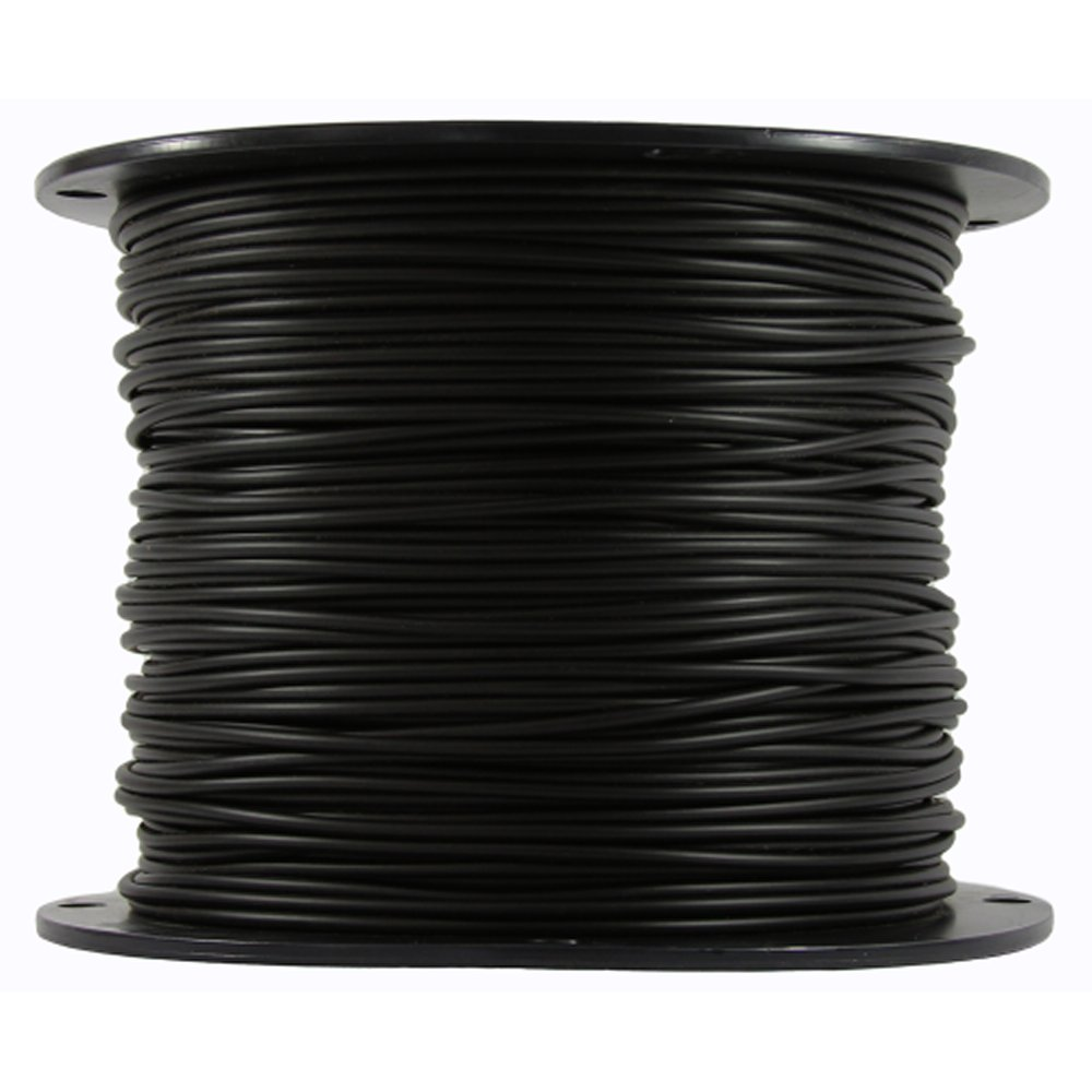 Heavy Duty Pet Fence Wire 1000 Feet Rfa 1k Wiring Black To White Quick View