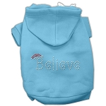 Believe Hoodie for Dogs