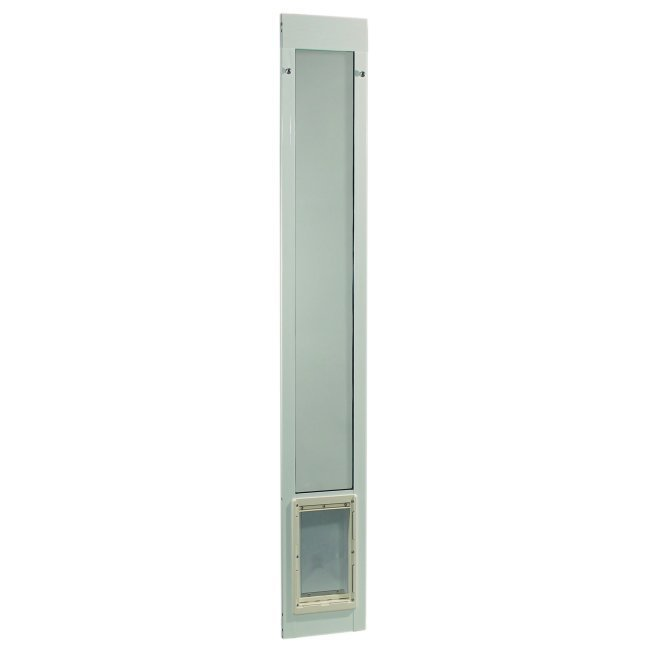 Ideal pet fast fit pet patio door for 96 inch doors for Ideal pet doors