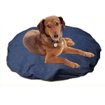 Medium Round Pillow Pet Bed