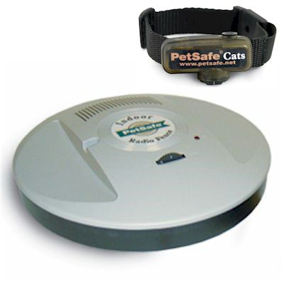 PetSafe Indoor Cat Fence: Wireless Cat Fence - PIRF-300C