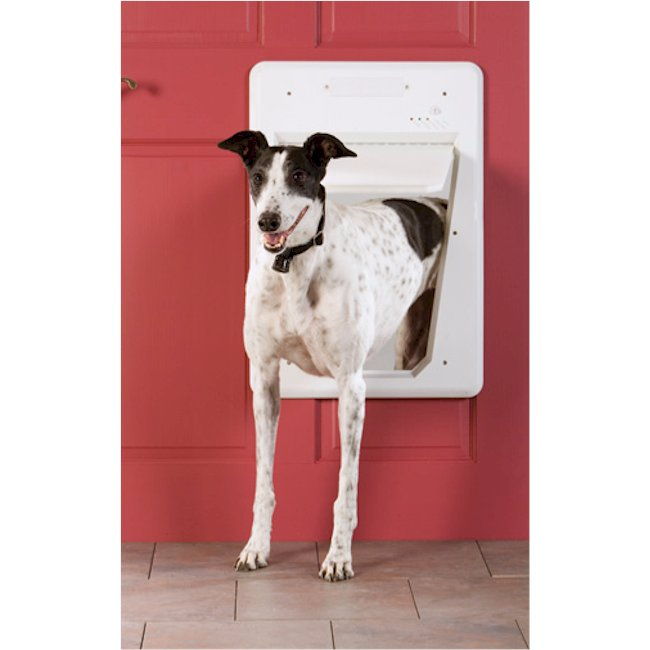 Petsafe Large Smartdoor Electronic Pet Door Ppa11 10709