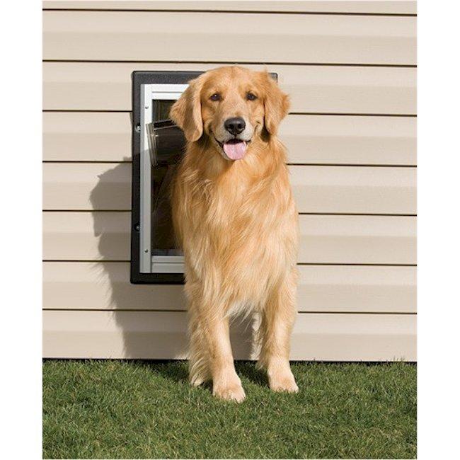 Petsafe Large Wall Entry Pet Door Ppa11 10917