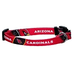 Arizona Cardinals Premium Dog Collar