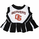 Oregon State Beavers Cheerleader Outfit for Dogs