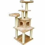 64 Inch Casita Cat Tree