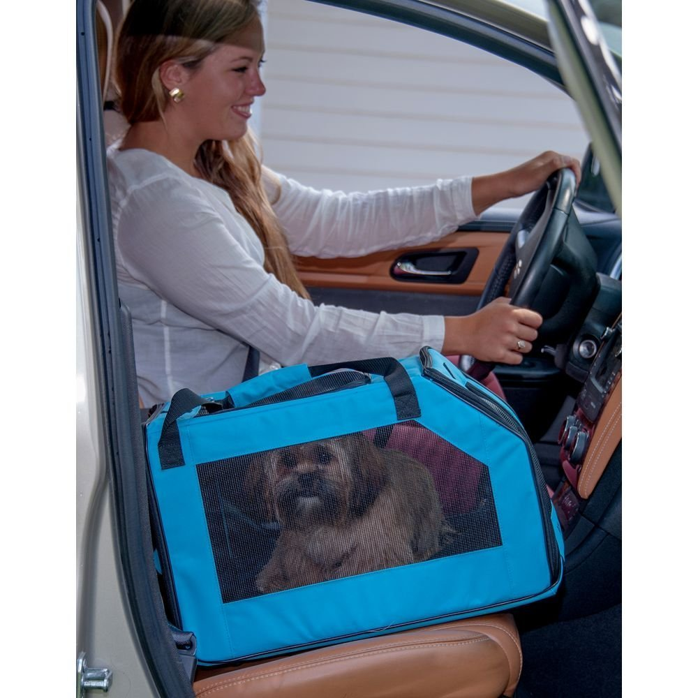 pet gear signature pet carrier car seat. Black Bedroom Furniture Sets. Home Design Ideas