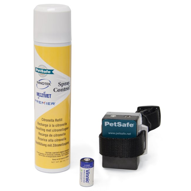 PetSafe Citronella Spray Bark Collar PBC00-13912