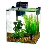 Vertex Desktop Glass Aquarium