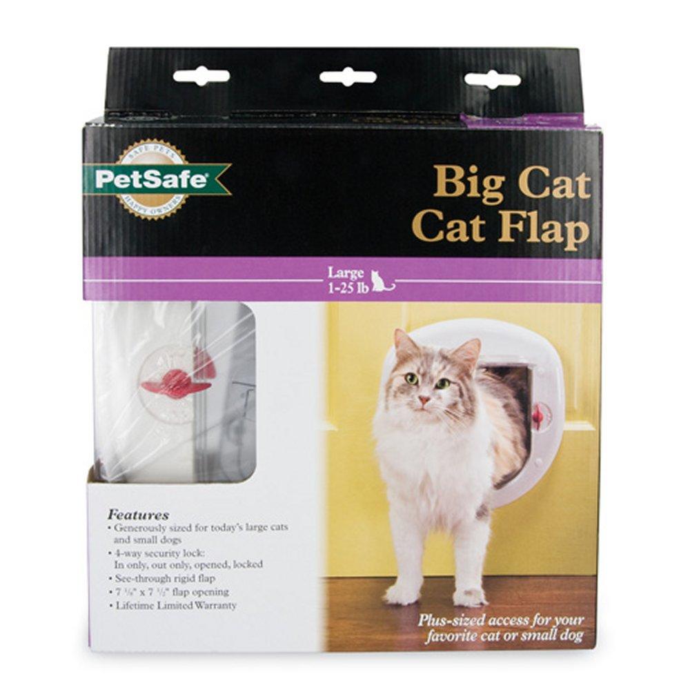 petsafe 4 way locking cat flap instructions
