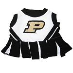 Purdue University Cheerleader Outfit for Dogs