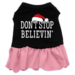 Don't Stop Believin' Dress