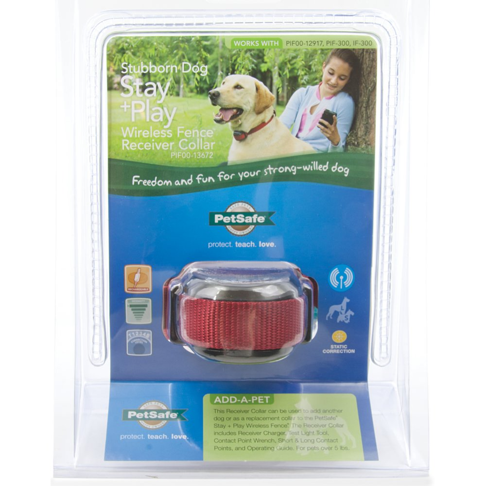 Wireless Fence Collar For Stubborn Dogs Pif00 13672