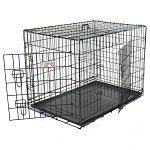 Giant Two Door Dog Crate