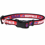 Buffalo Bills NFL Dog Collars